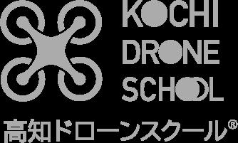 高知県内初の【JUIDA】認定「高知ドローンスクール」ロゴ